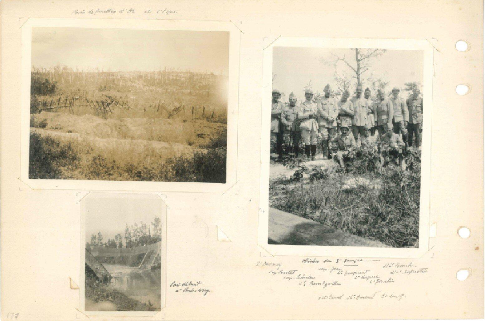 p.177 - Le Chemin des Dames (28 mars – 1er septembre 1917)