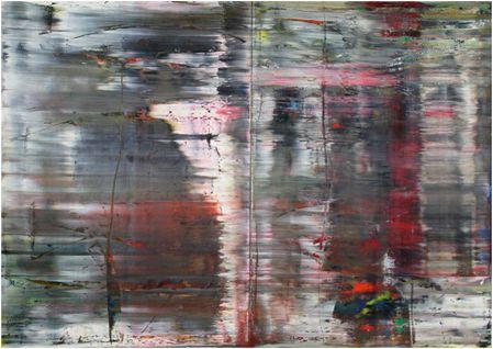 Richter Gerhard Peinture abstraite 1990