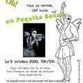 Concert, oune poquito senor le 9 octobre chez oh!