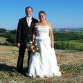 Mariage Laetitia & David