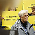 1006 - procès de martine landry, la militante d'amnesty international.