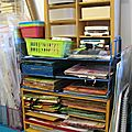 Atelier 12 - Petites étagères