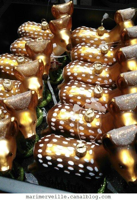 décoration 3 - Noël une forêt enchantée - marimerveille