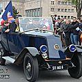 parade de fanfares locales et internationales a dk 2015