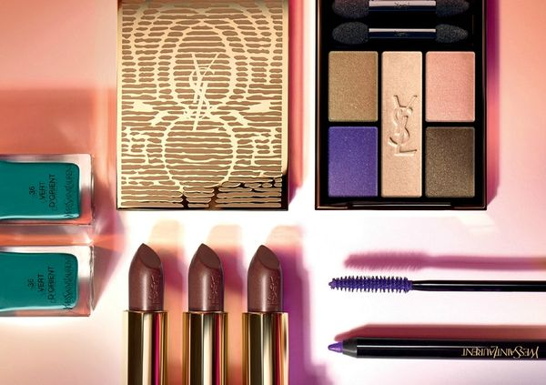 ysl maquillage oriental collection