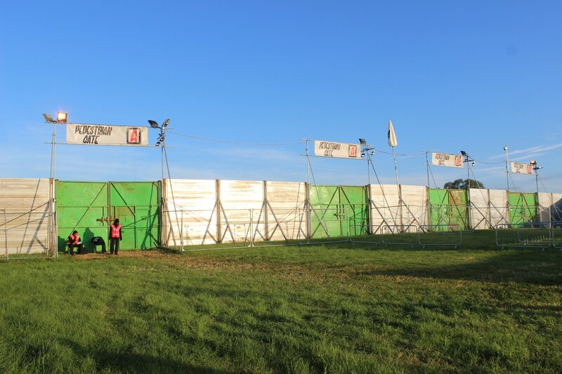 Glastonbury festival 24 juin 2015 9