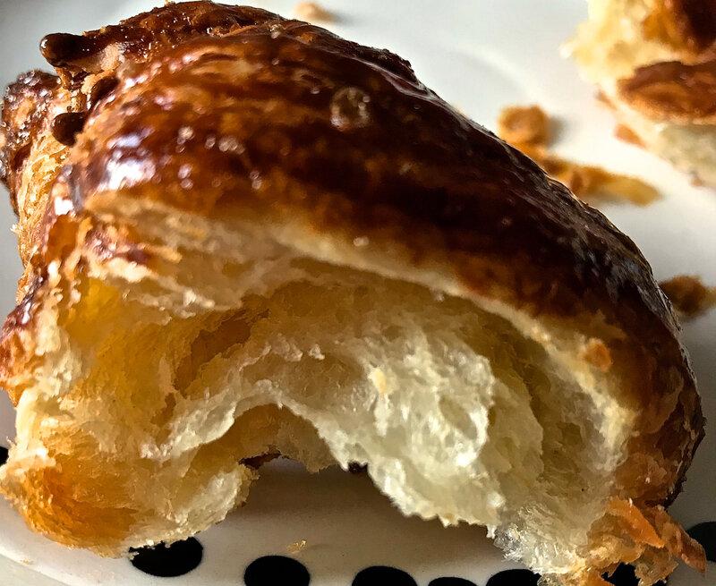 croissant Valrhona