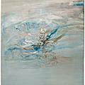 Zao wou-ki (1920-2013), 5.6.65, 1965