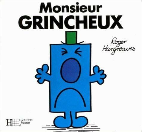 Monsieur endormi monsieur bonhomme - Stroumph grincheux ...