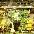 1/2 finale playoffs 2009 - ASVEL-Nancy belle - Astroballe