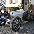 Bugatti type 37a sport 1927