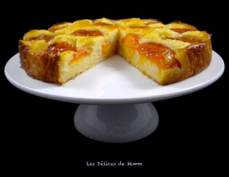 Le gâteau aux abricots super moelleux