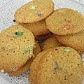 Mini cookies smarties