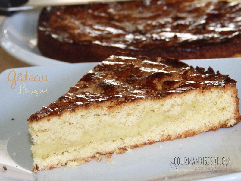 Gâteau Basque (1)