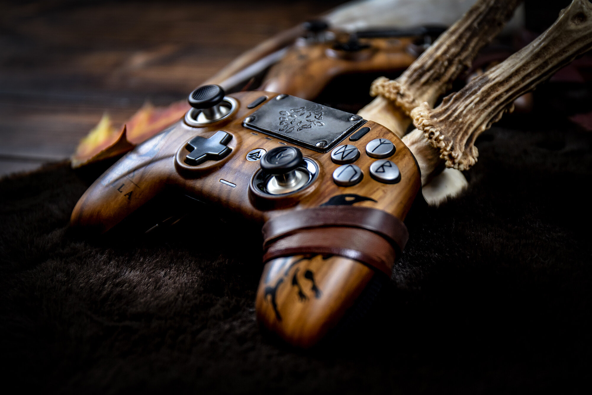 Revolution Pro Controller 3: Assassin's Creed Valhalla