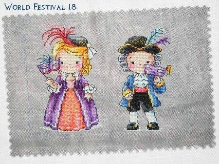 World Festival 18