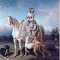 Alfred-de-Dreux-amazone-cheval-chiens