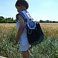 Petit baroudeur : le sac nomade