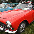 Mably concentration vh & a 42 2014 simca aronde cab 1957 1300cc