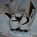 Famille de Dagobert le pingouin