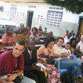 Inauguration d'un projet réalisé par des jeunes de Masina et de l'AMO Reliance de Visé