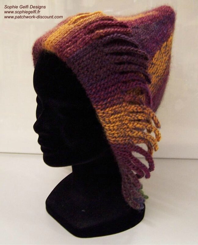 sunset fancy hat 2