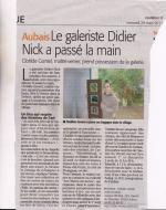article Midi Libre mars 2017