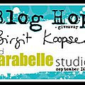 And the winner is ? - blog hop birgit koopsen - carabelle