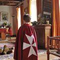 Cape chevalier Malte - 40€