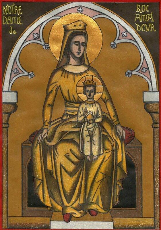 Notre Dame de Rocamadour
