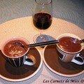 Mousse parisienne au chocolat, sans gluten et sans lactose