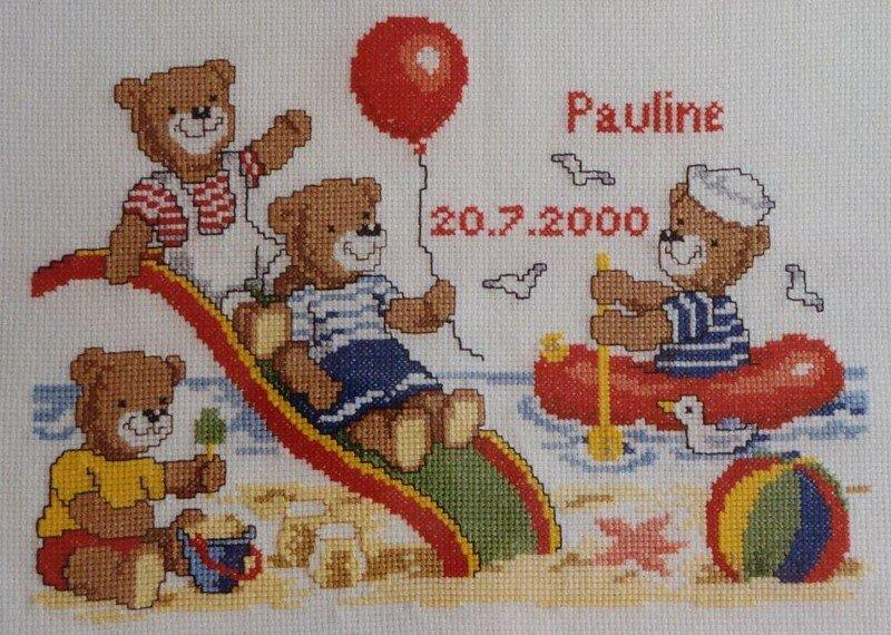 naissance Pauline et refait pour Ilona