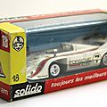 Porsche 917 can am. solido. #18. 1/43.