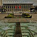 L'Hôtel de Ville du Havre depuis sa place.