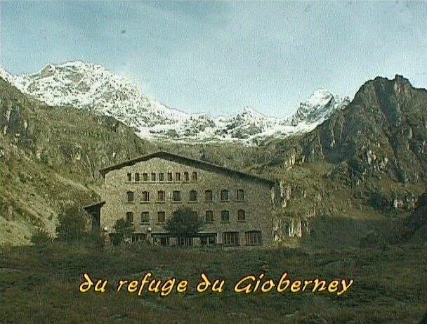 refuge du Gioberney