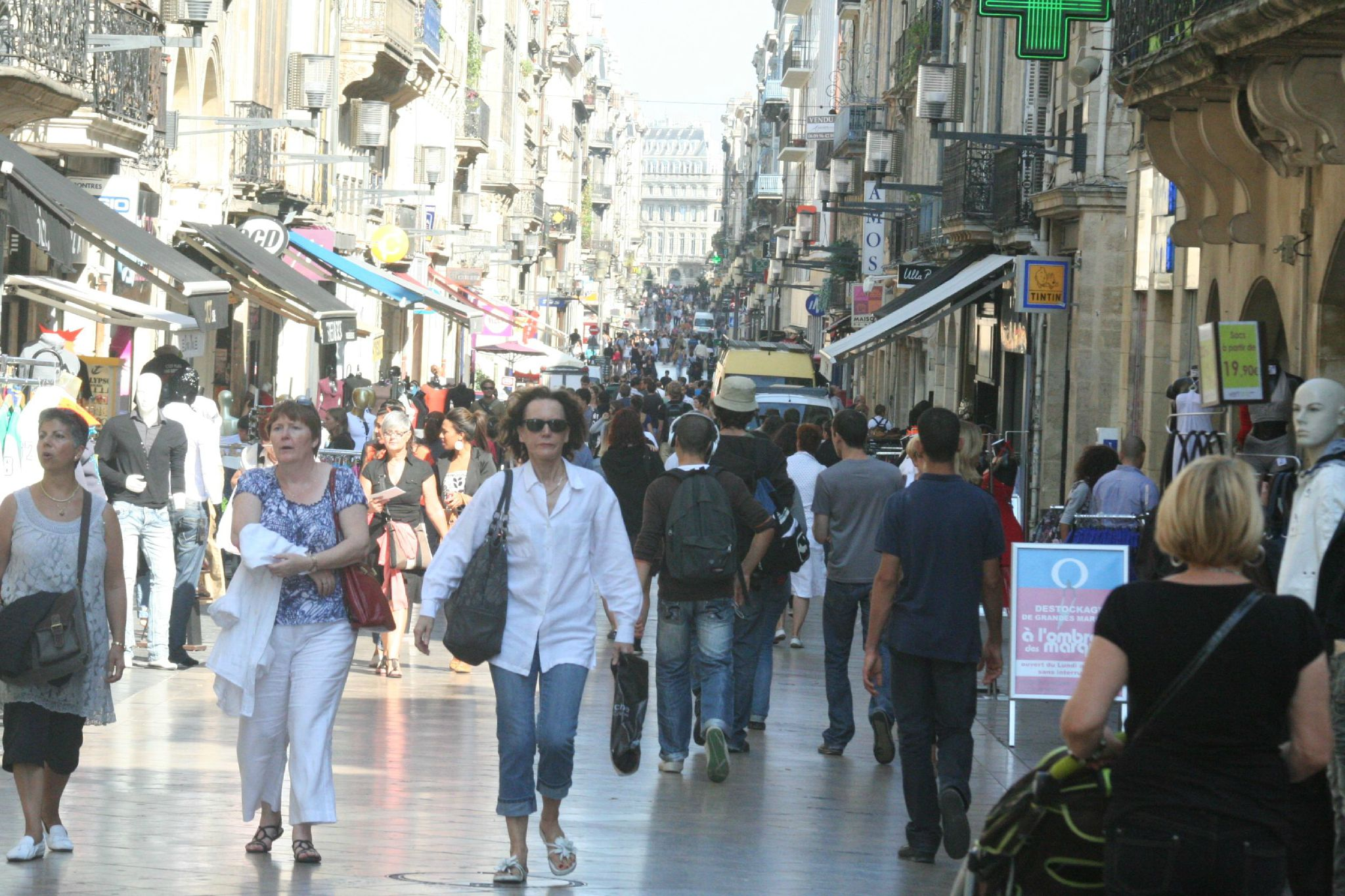rue Ste Catherine /septembre 2011