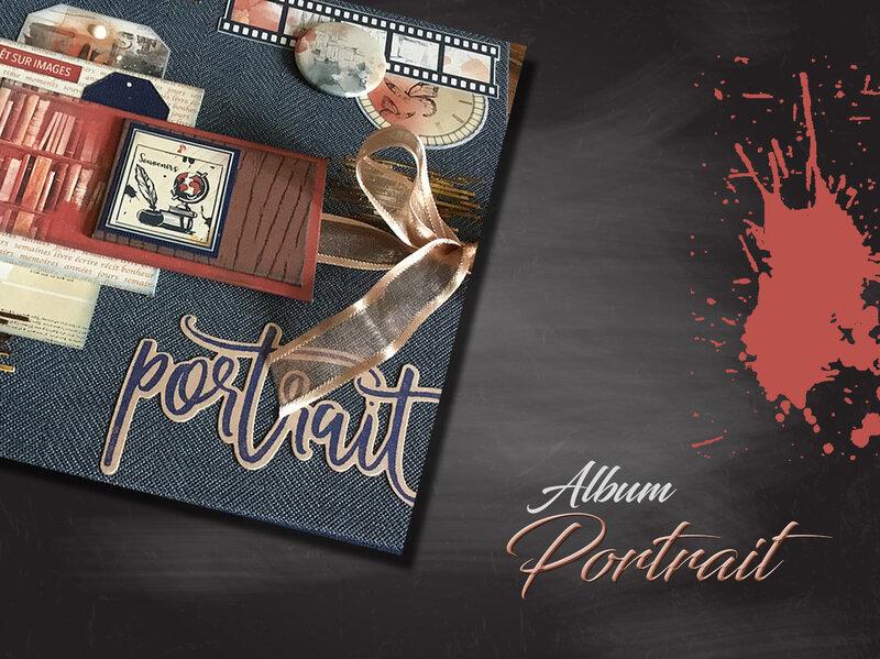 album PORTRAIT intro