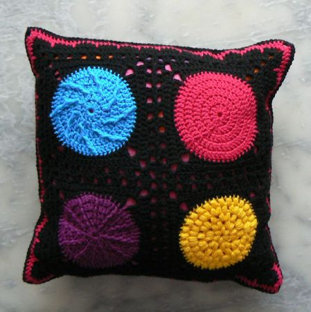 Coussin recto
