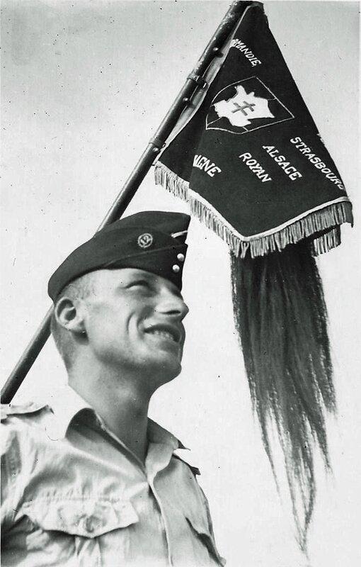12 RCA S Lieutenant GANTOIS 1