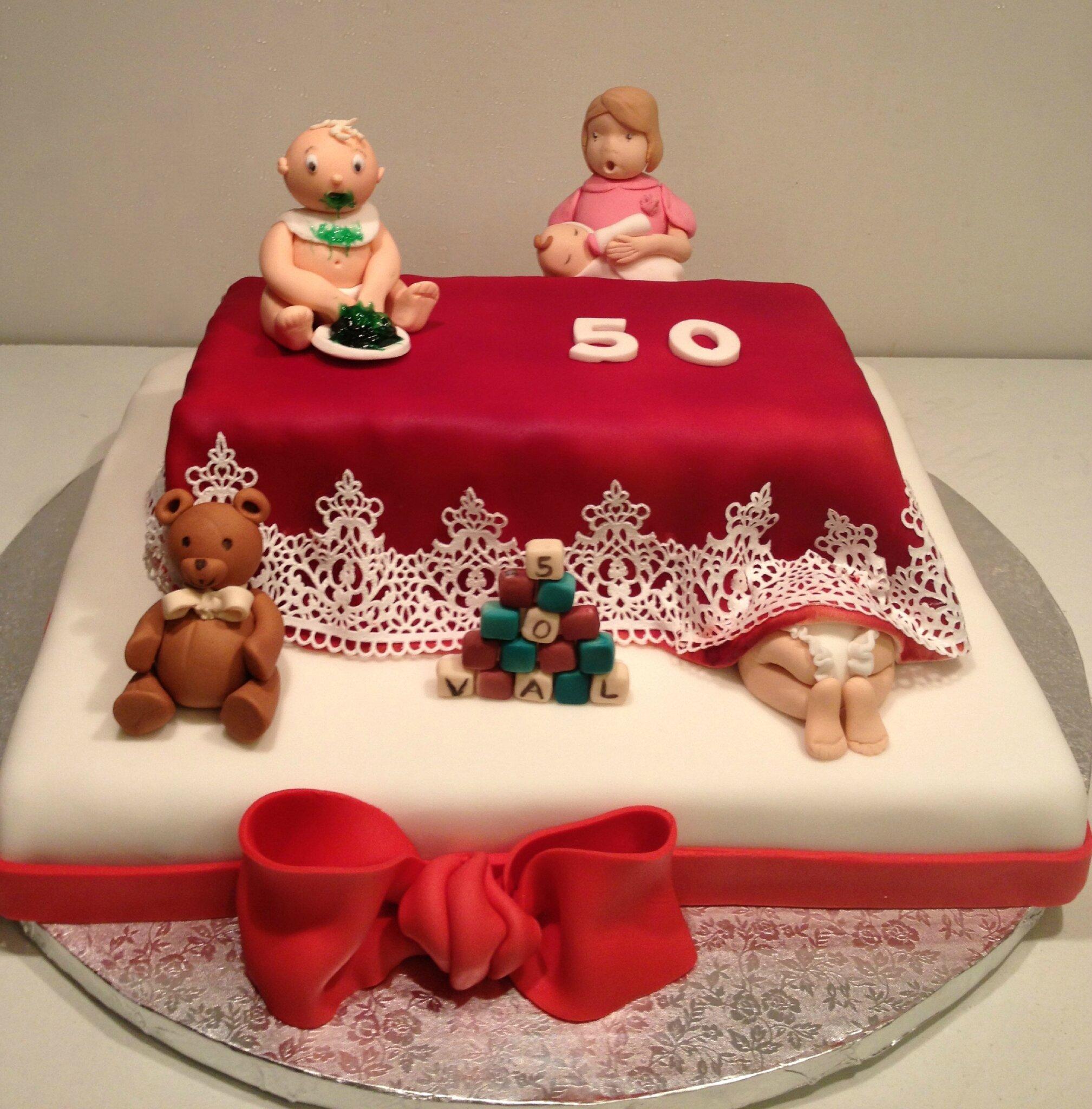 Le gâteau de la nounou