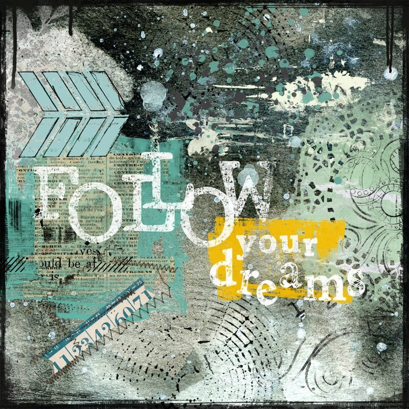 Follow your dreams week 7