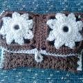 Granny square fleur