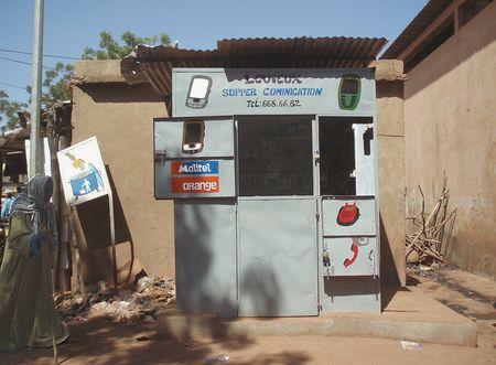 télé-boutique MOPTI Mali