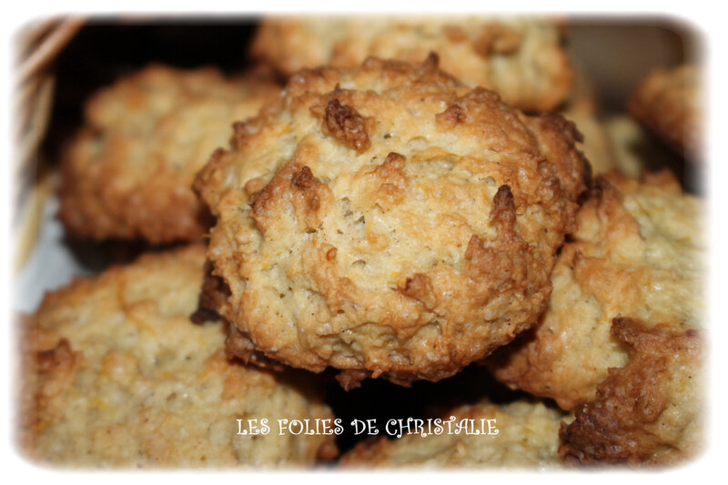 Cookies croustillants 4
