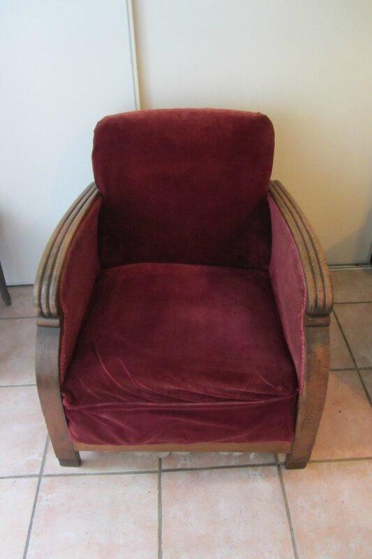 refaire un fauteuil côté sièges Brest