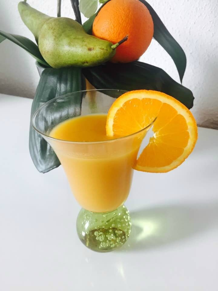 Jus d'orange vitamine