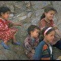 Visages berberes - maroc