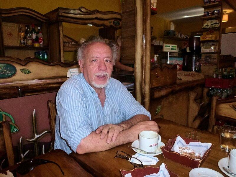 Dr Luis Rein0so