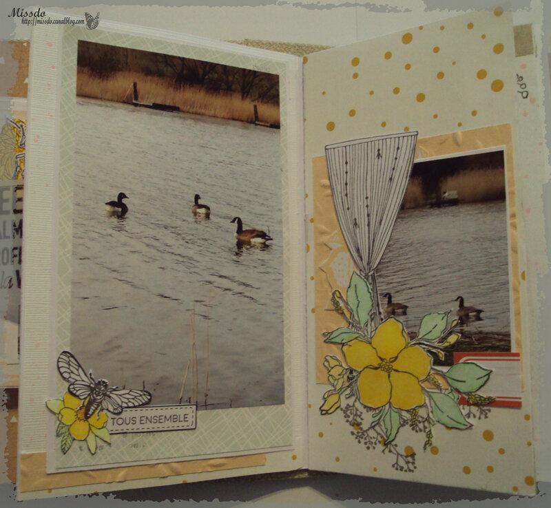 Album les bricoleheureux page 9 et 10