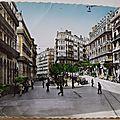 Alger - rues Dumont d'Urville et Colonna d'Ornano